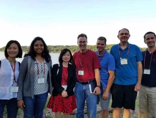 CEGR well represented @CSHL for #moet2017